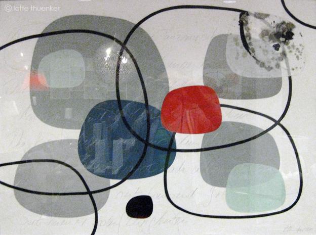 lotte thuenker blog mein tanzlied 2010 papierschnitt 60 x 80 cm